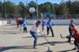 Flagler Youth Hockey - Kids vs Parents