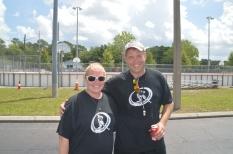 Coach Jonathan and Mrs. Renee